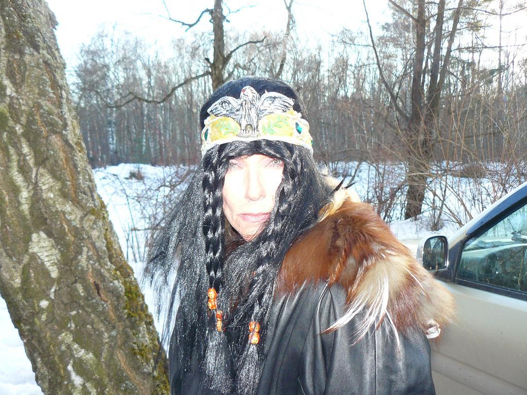 Индейцы из Боброво