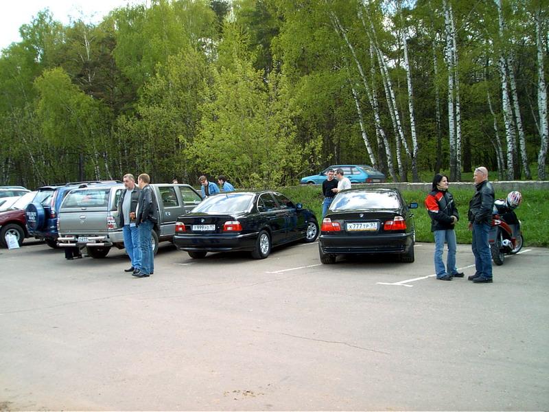 Фотохроника Второй встречи клуба