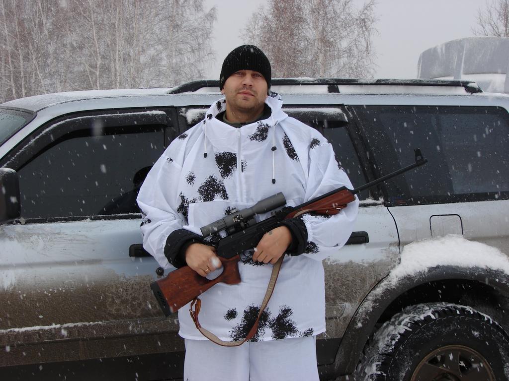 Охота под Омском