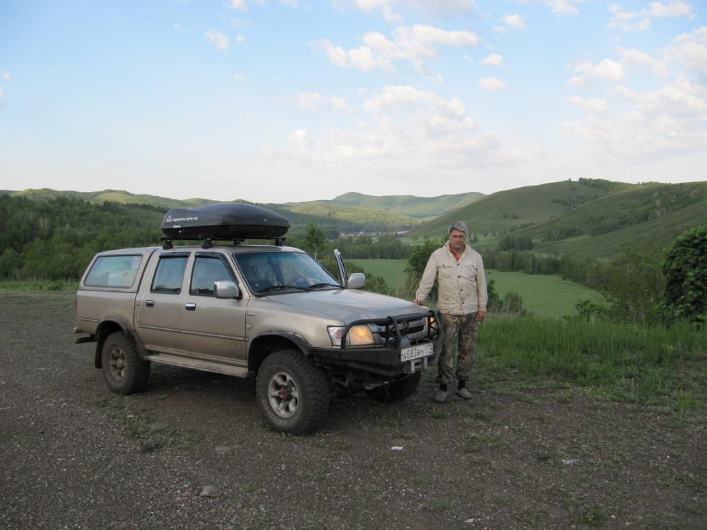 Отчёт об экспедиции. 2012 г.