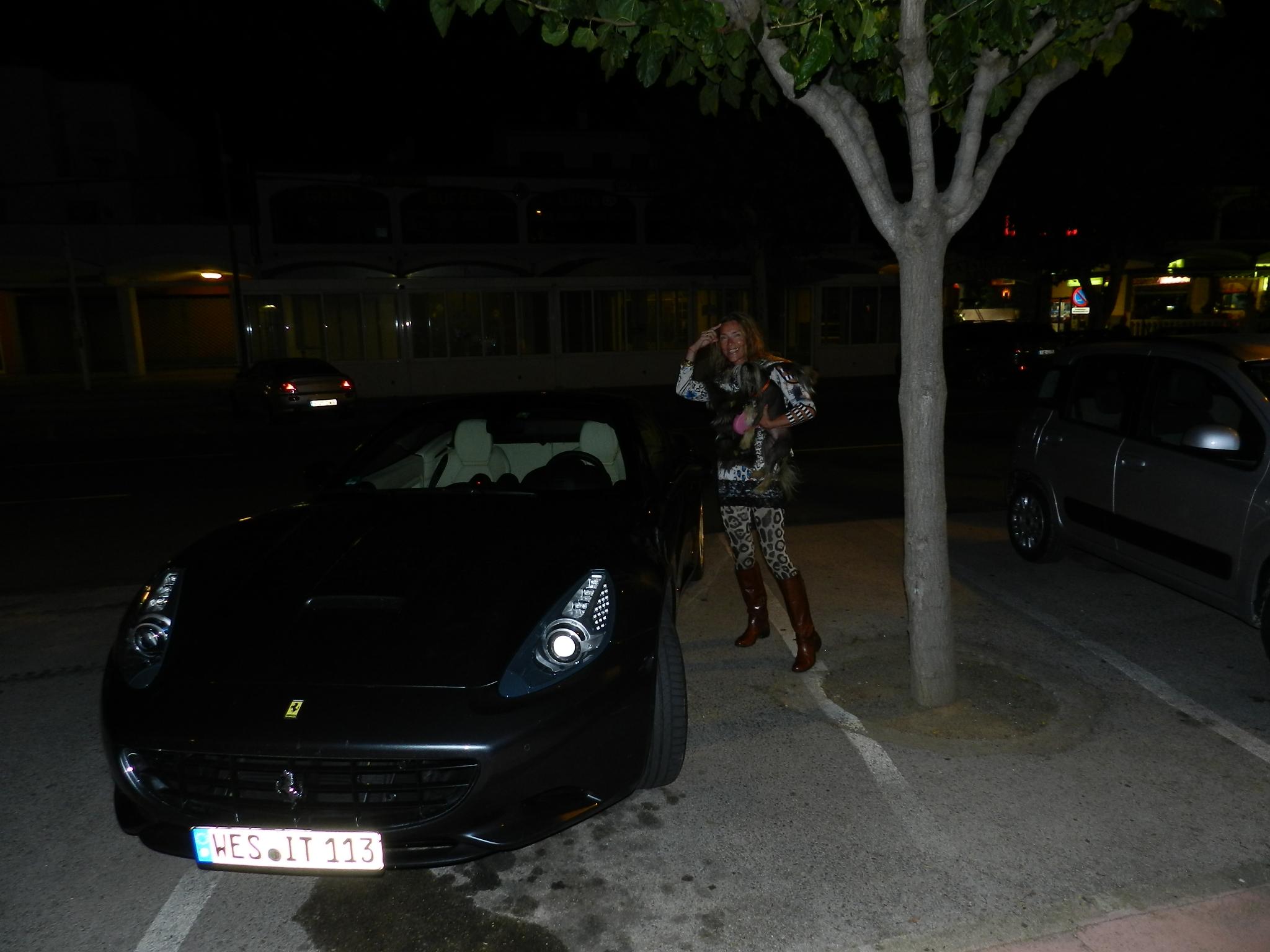 В Испании я предпочитаю Некитайские автомобили