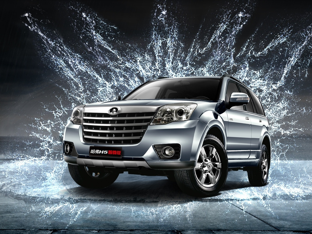 Great Wall Hover H5 Extreme Edition для КИТАЯ.