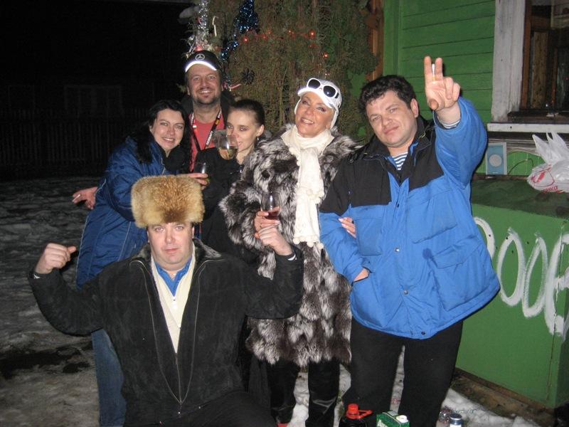 Новый год у Лёлика