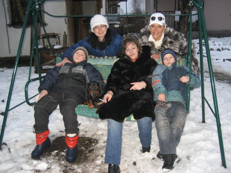 Новогодняя феерия у lelika