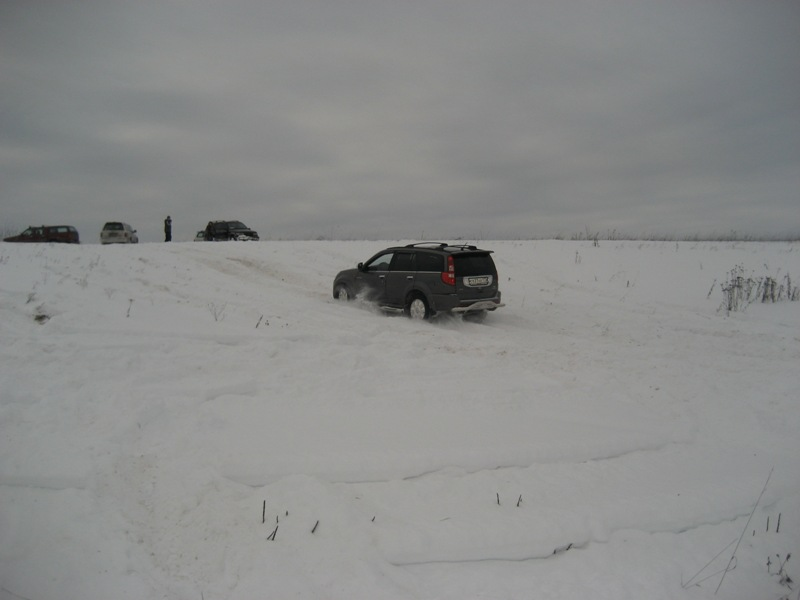 Снежный Ховер