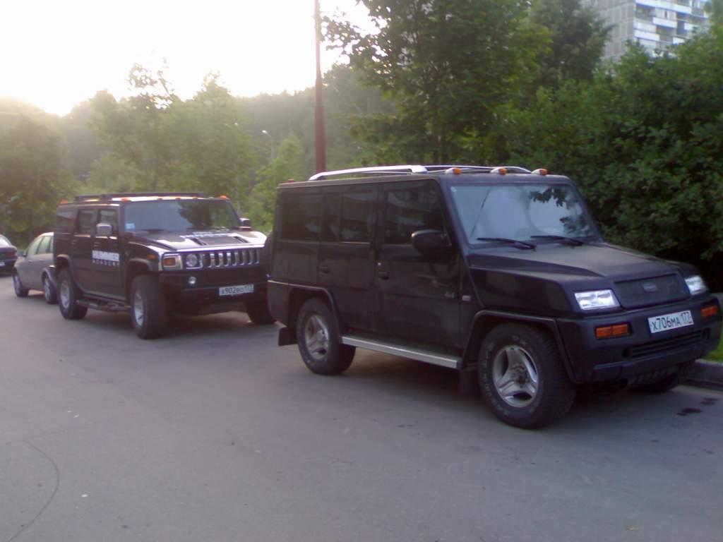 Cowboy & Hummer