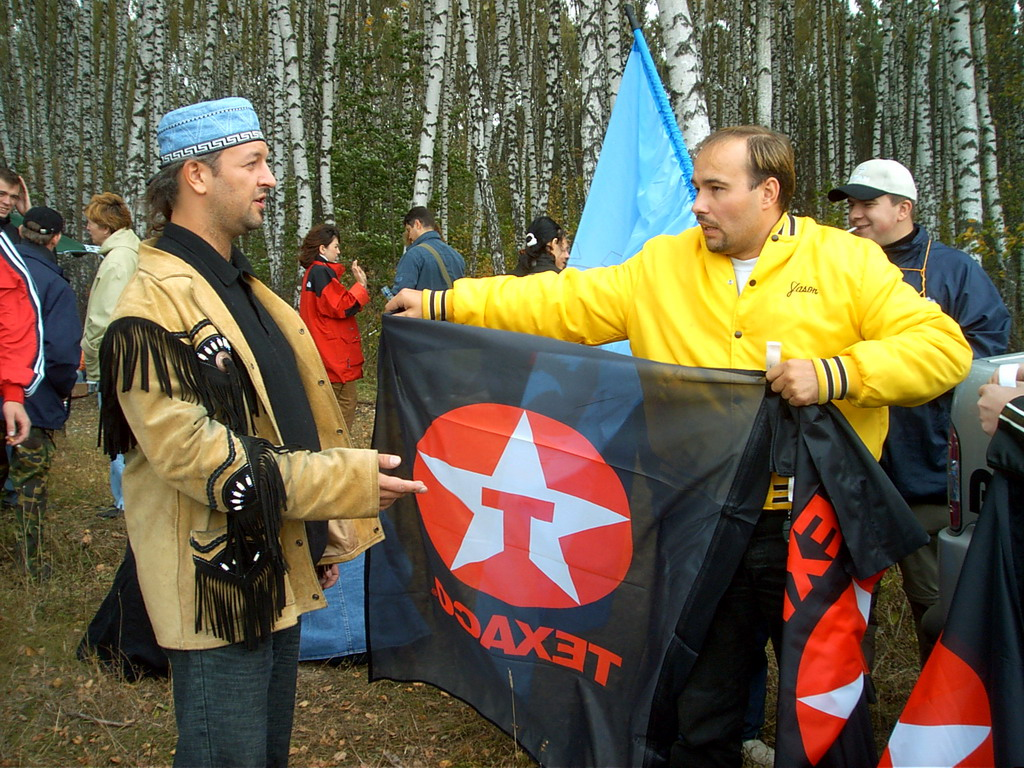 Президент и СисАдмин - все флаги в гости к нам!