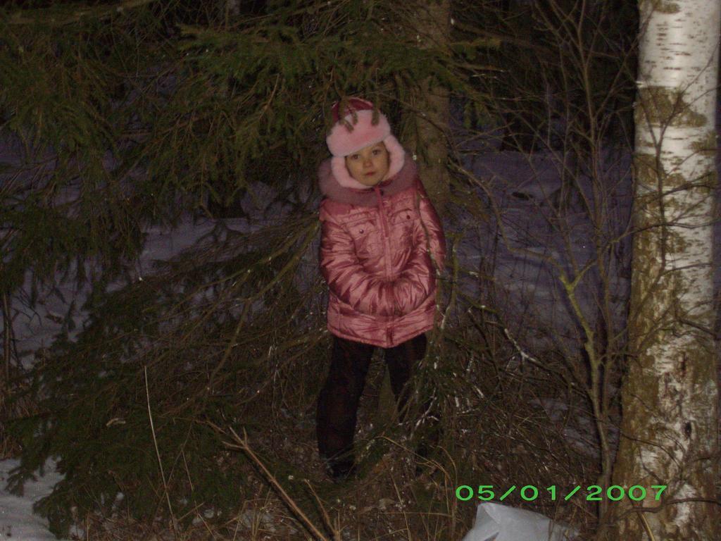 В лесу нашли Снегурку