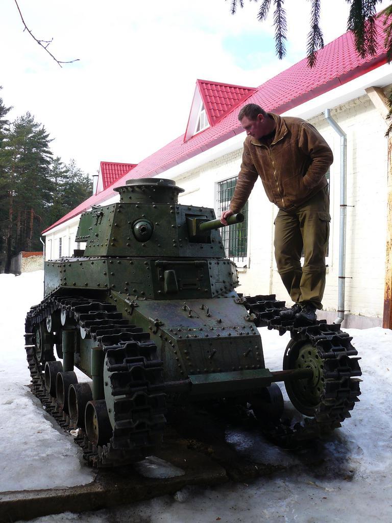 Персональный танк