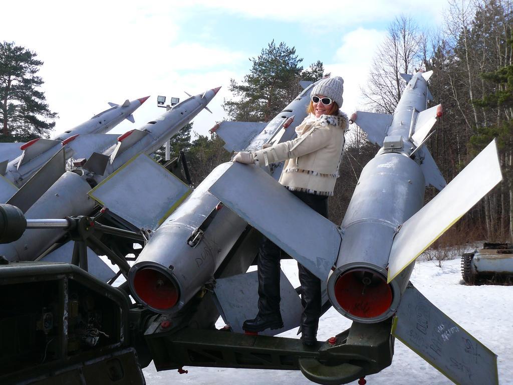ПВО - всегда на высоте!