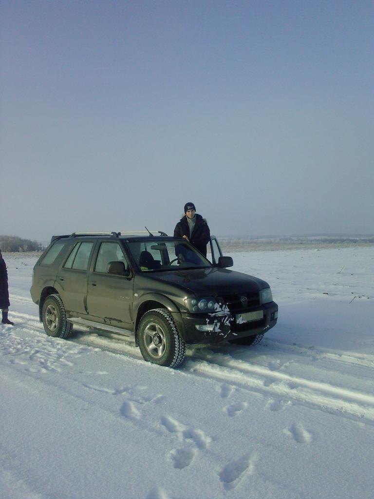Машина Land Wind X6 2,4L