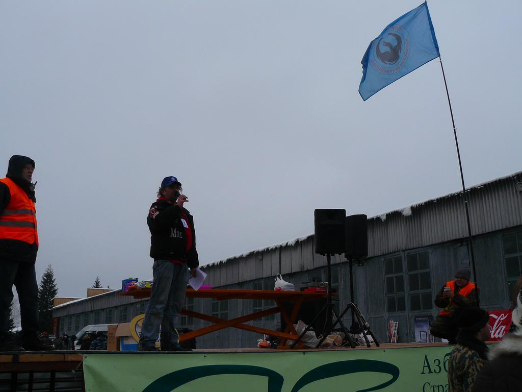 4 года КЛКА - праздник в Кубинке